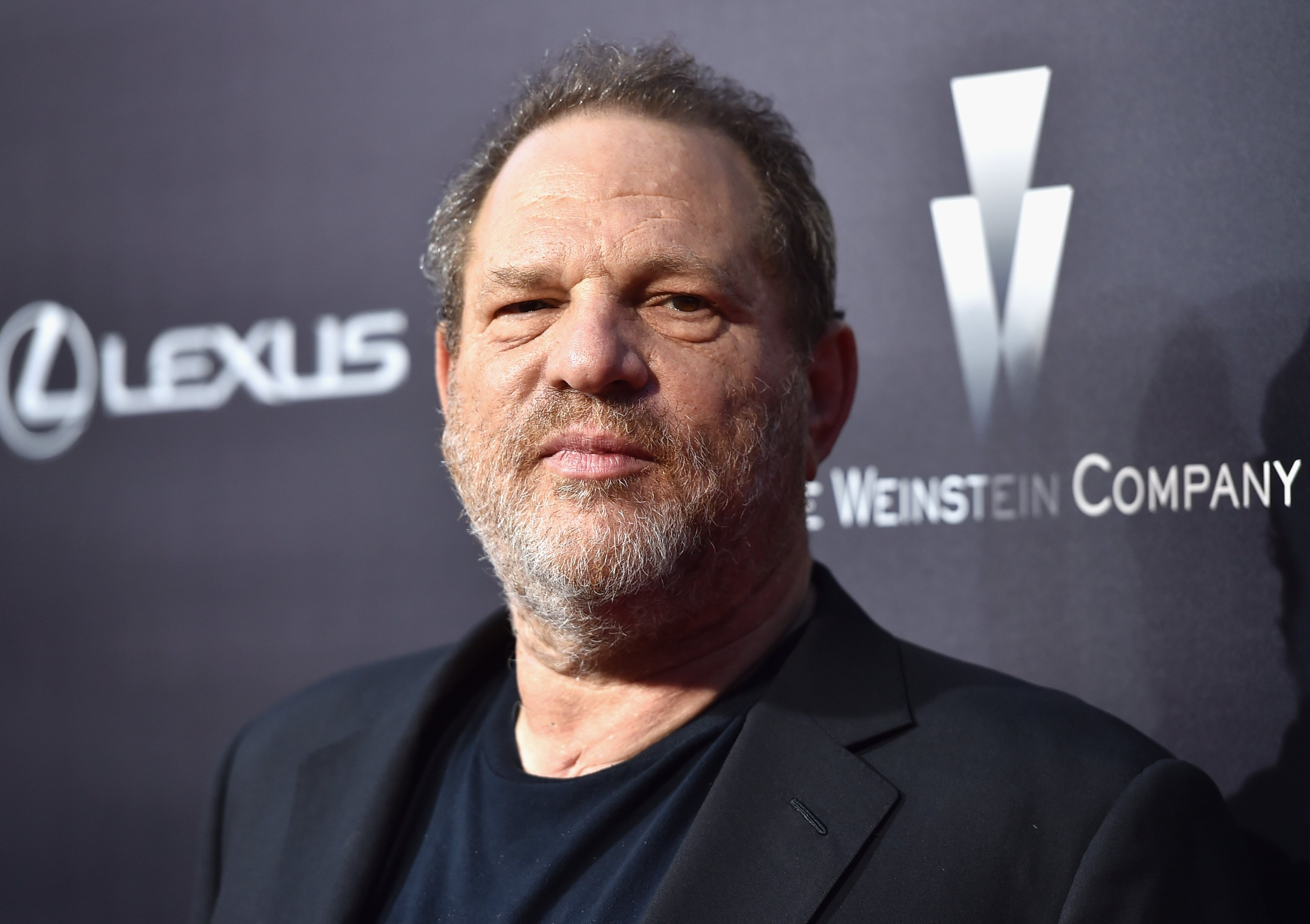 Harvey Weinstein at The Weinstein Company and Lexus Present Lexus Short Films at The Regal Cinemas L.A. Live on July 30, 2014 in Los Angeles, California.
