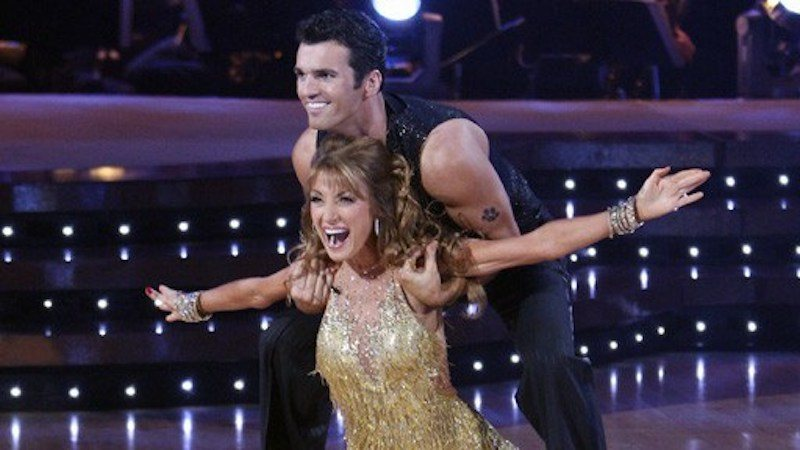 Jane Seymour on Dancing With the Stars