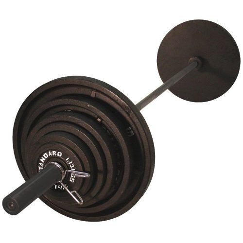 300lb-olympic-weight-set