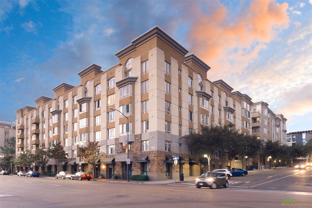 San Diego Apartment