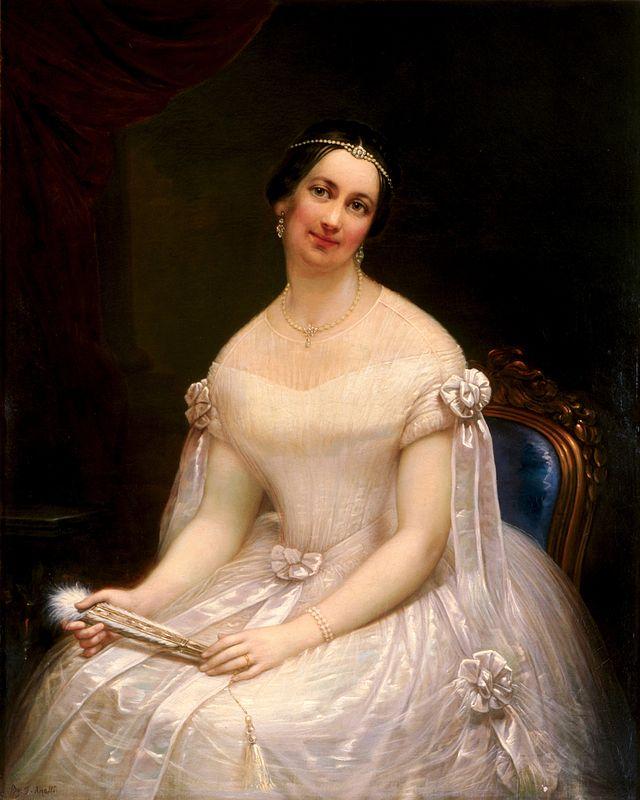 julia tyler official portrait