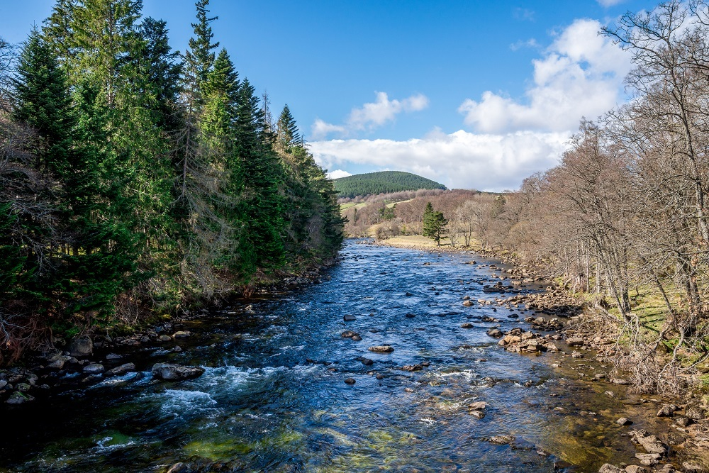 Scottish outback and landscapes