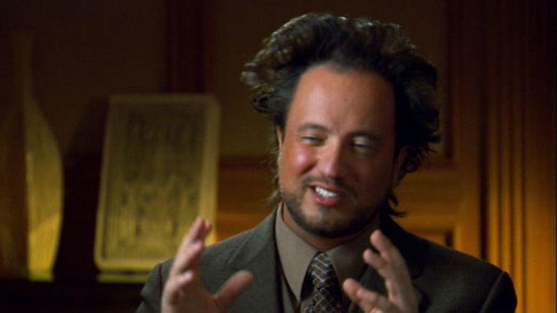 Giorgio Tsoukalos explains popular doomsday theories -- including aliens