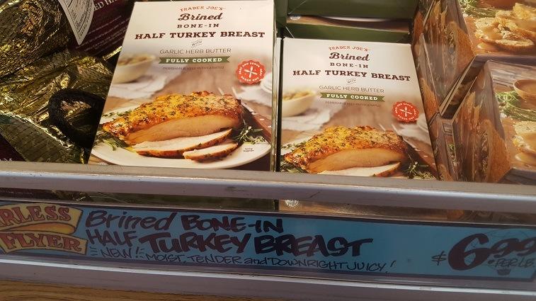 Trader Joe's Turkey Breast