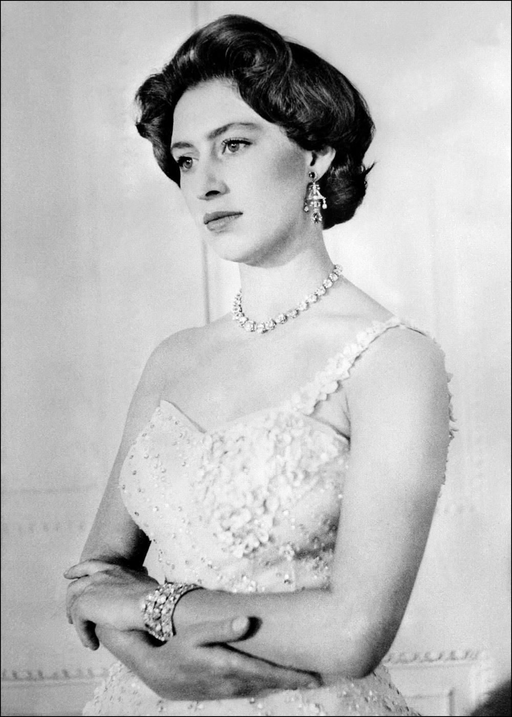 British Princess Margaret, Queen Elisabeth's sister