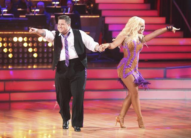 A dynamic lineup of stars took the stage performing either the Cha Cha Cha or The Viennese Waltz