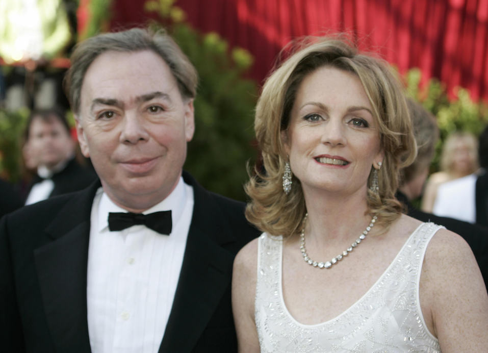 """Composer Andrew Lloyd Webber, whose """"Learn to Be Lonely"""" is nominated for Best Original Song"""