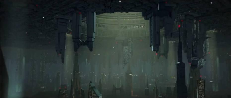 Coruscant Underworld