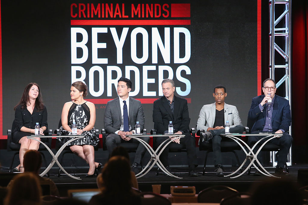 Executive Producer/Creator Erica Messer, actors Annie Funke, Daniel Henney, Gary Sinise, Alana De La Garza, , Tyler James Williams and Executive Producer Mark Gordon