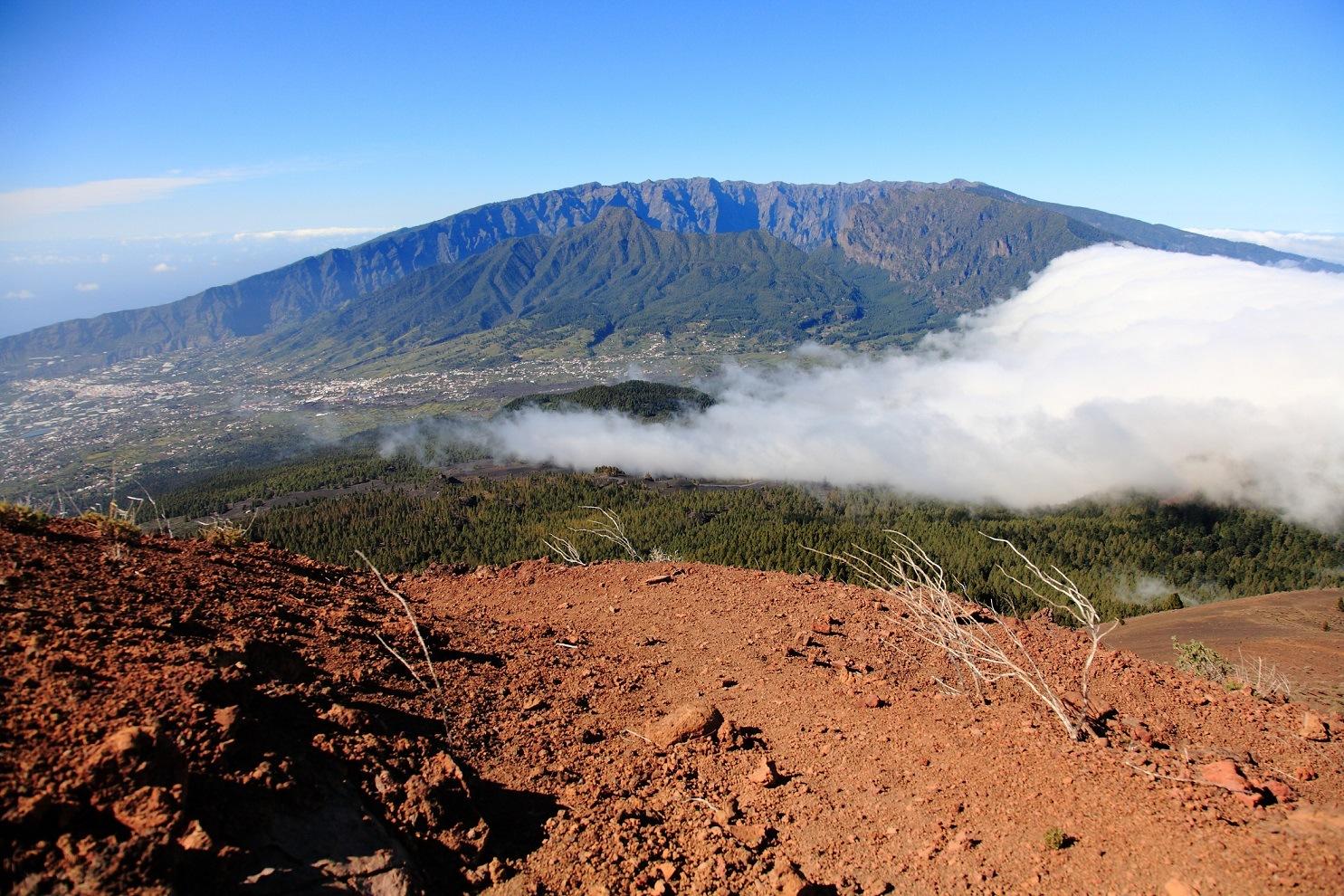Cumbre Vieja Volcano