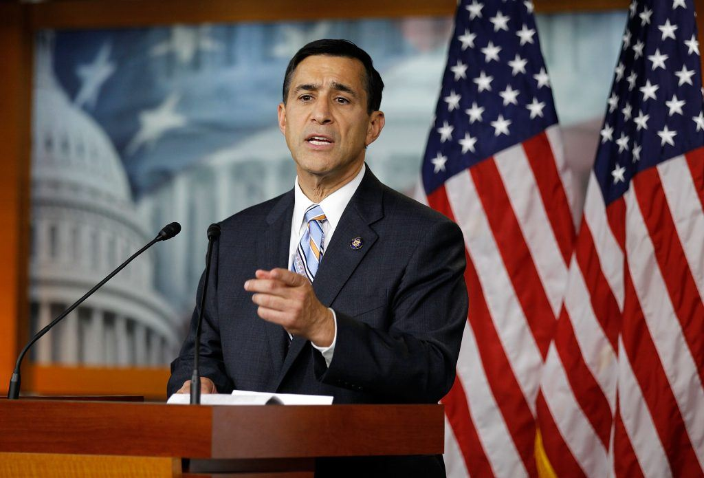 Rep. Darrell Issa from California