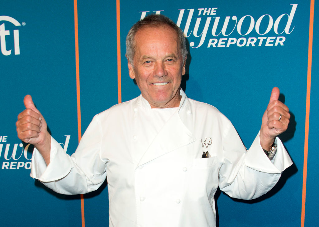 Chef Wolfgang Puck attends the Hollywood Reporter 5th Annual Nominees Night