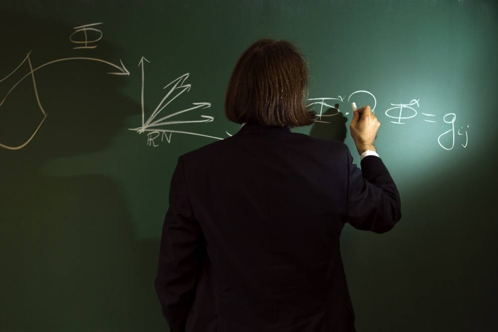 French mathematician Cedric Villani