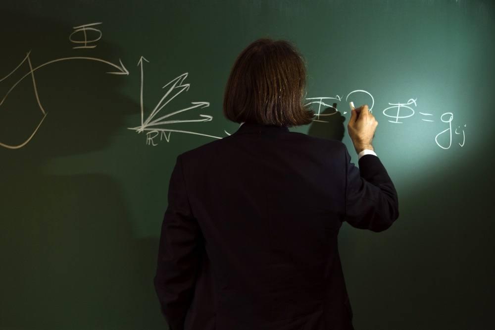 French mathematician Cedric Villani