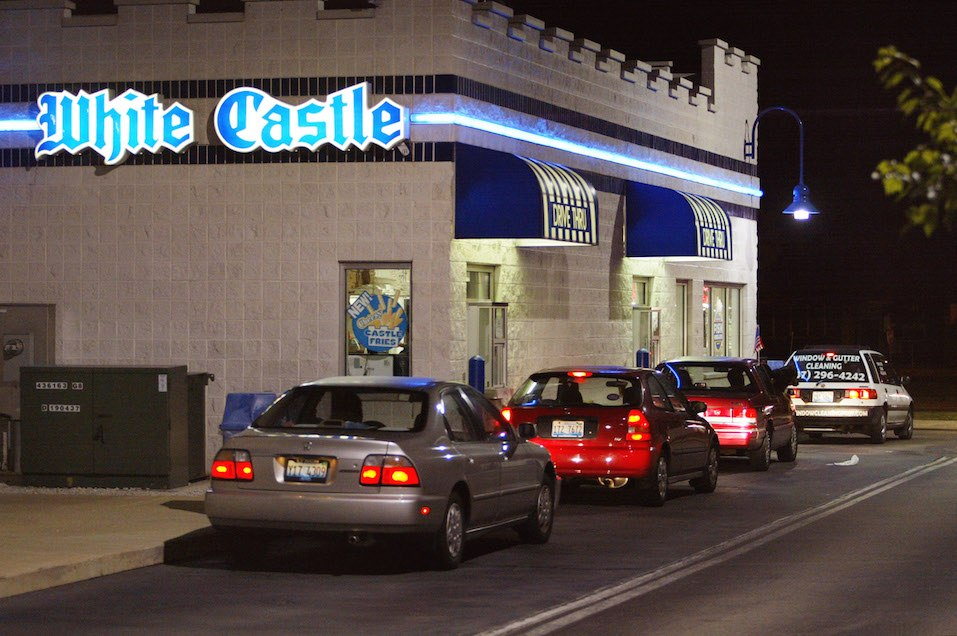 Fast-food restaurant chains are stepping up efforts to attract late-night eaters.