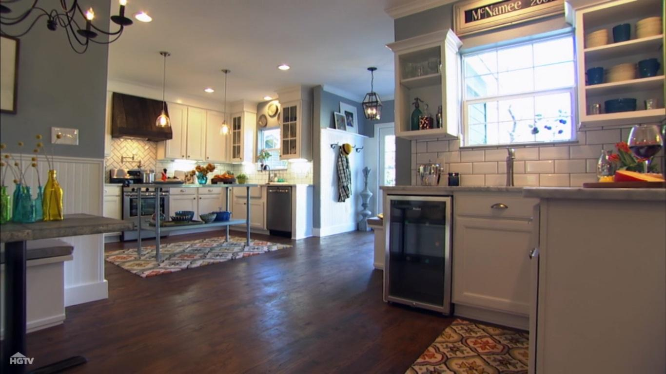 Fixer Upper Kitchen