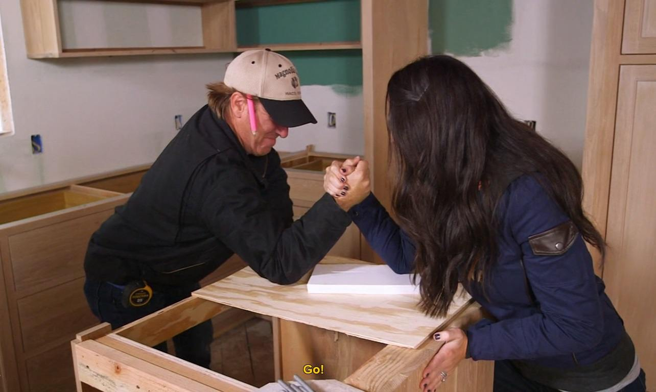Fixer Upper's Chip and Joanna Gaines