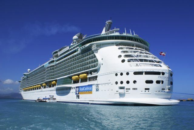 Labadee is a port located on the northern coast of Haiti. It is a private resort leased to Royal Caribbean Cruises