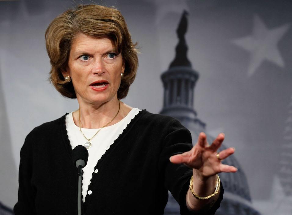 U.S. Sen. Lisa Murkowski (R-AK) spoke on the Oil Spill Compensation Act of 2010