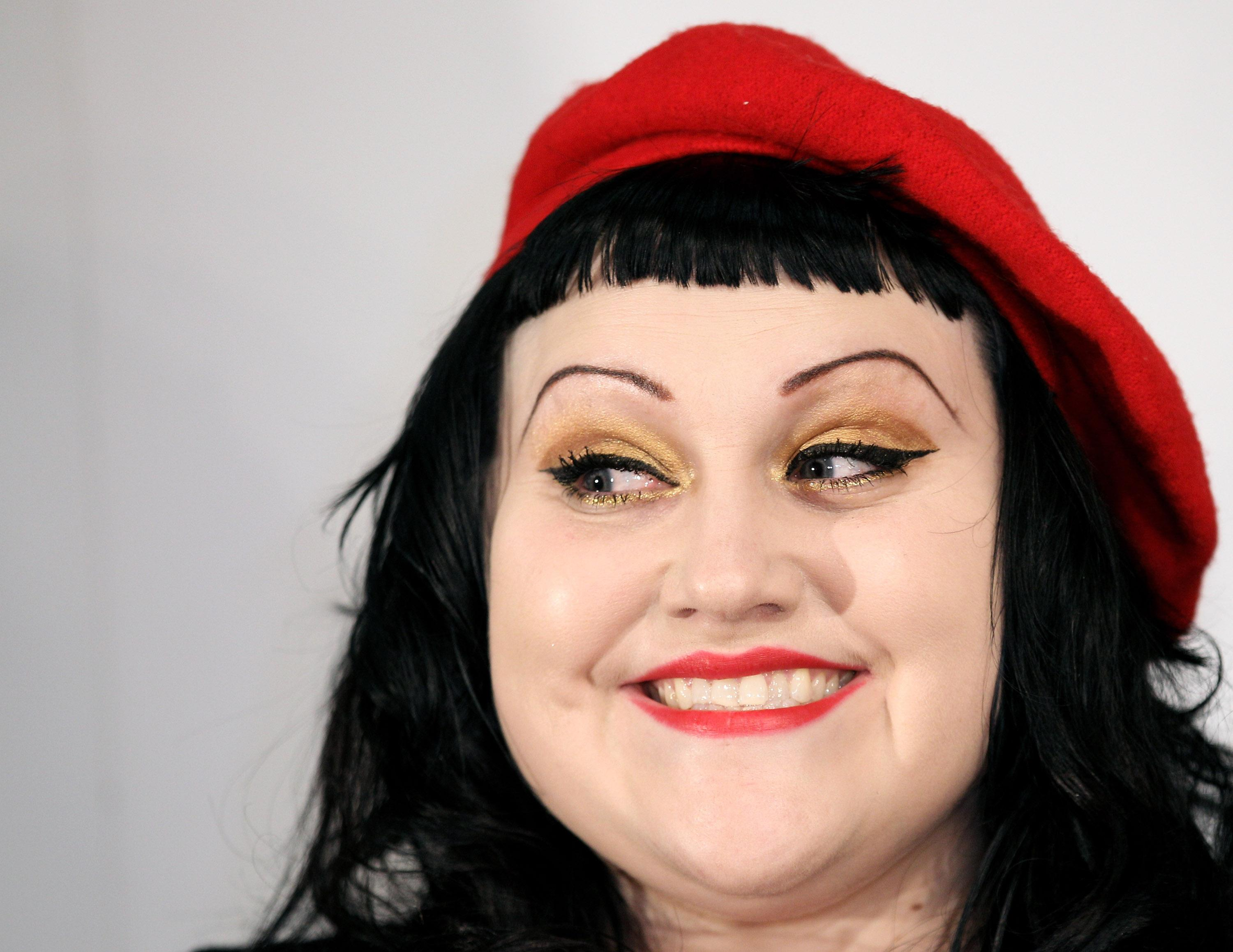 Beth Ditto in 2010