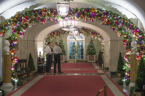 obama 2013 decorations