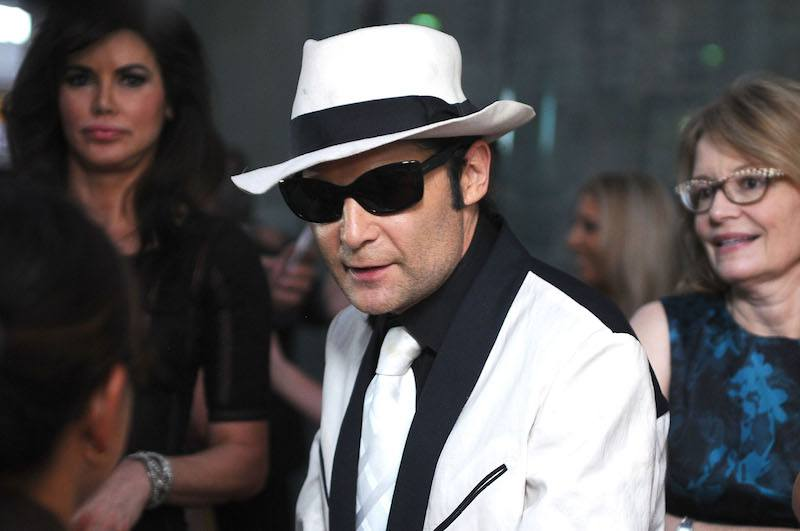 Corey Feldman attends the Ovation TV premiere screening