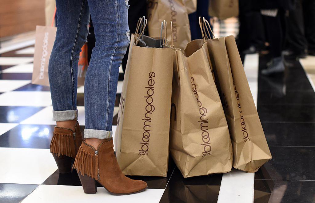Bloomingdale's bags