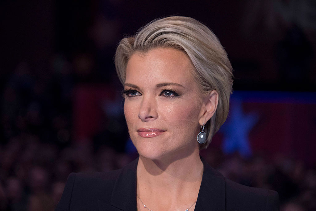 megyn kelly during the 2016 presidential debates