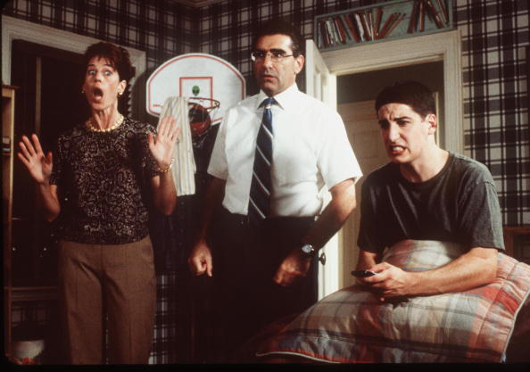 a scene from american pie movie