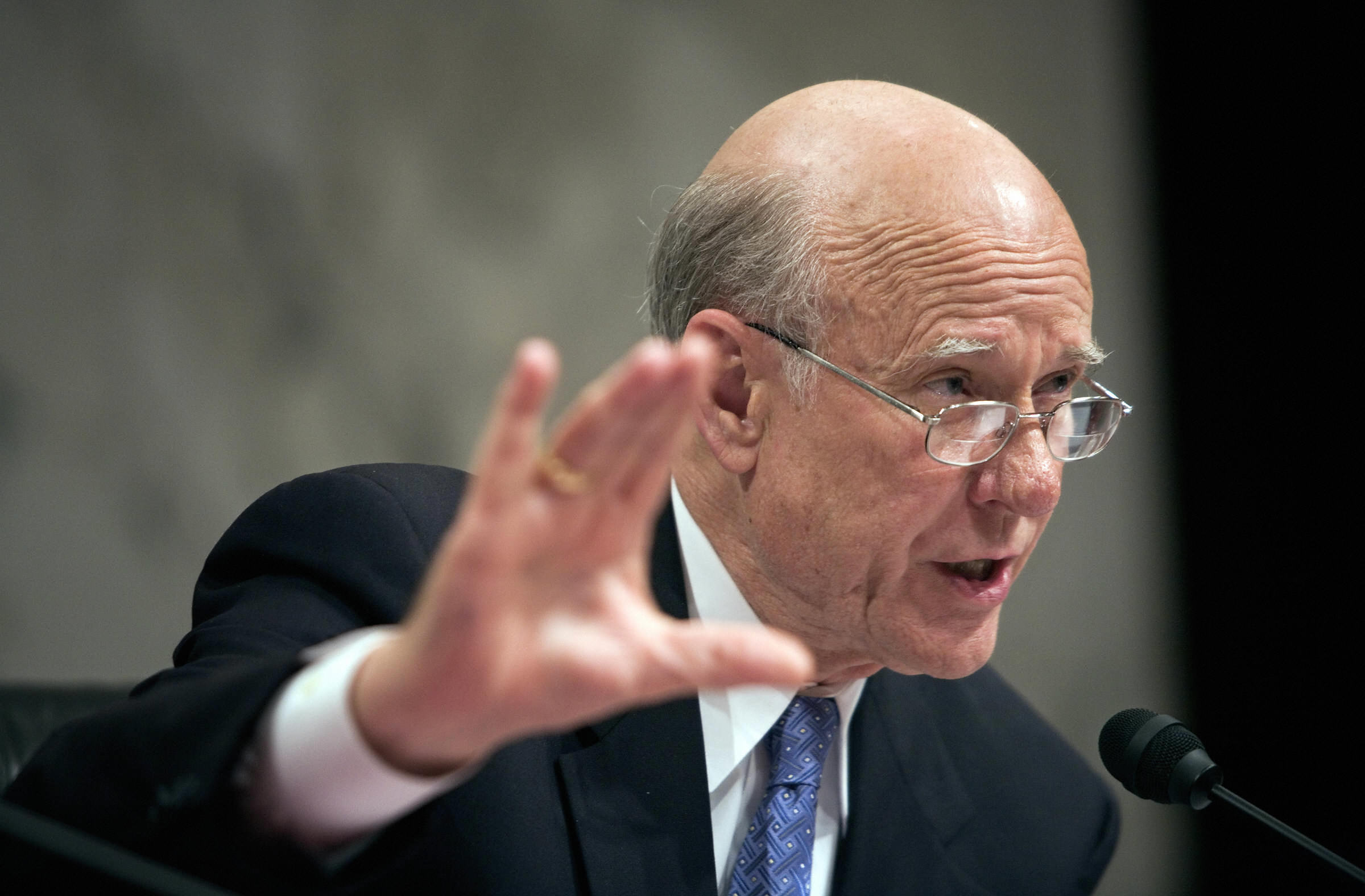 Senate Intelligence Committee Chairman