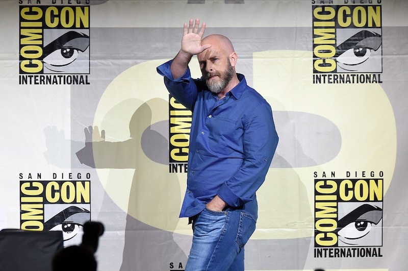 "Writer/producer Dave Erickson AMC's ""Fear The Walking Dead"" Panel during Comic-Con International 2016"