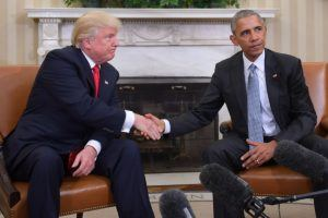How Donald Trump and Barack Obama Respond Differently to Controversy