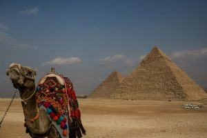 Scientists Made a Shocking Discovery Inside 1 of Egypt's Pyramids
