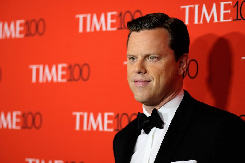 TV Personality Willie Geist attends the 2017 Time 100 Gala at Jazz at Lincoln Center