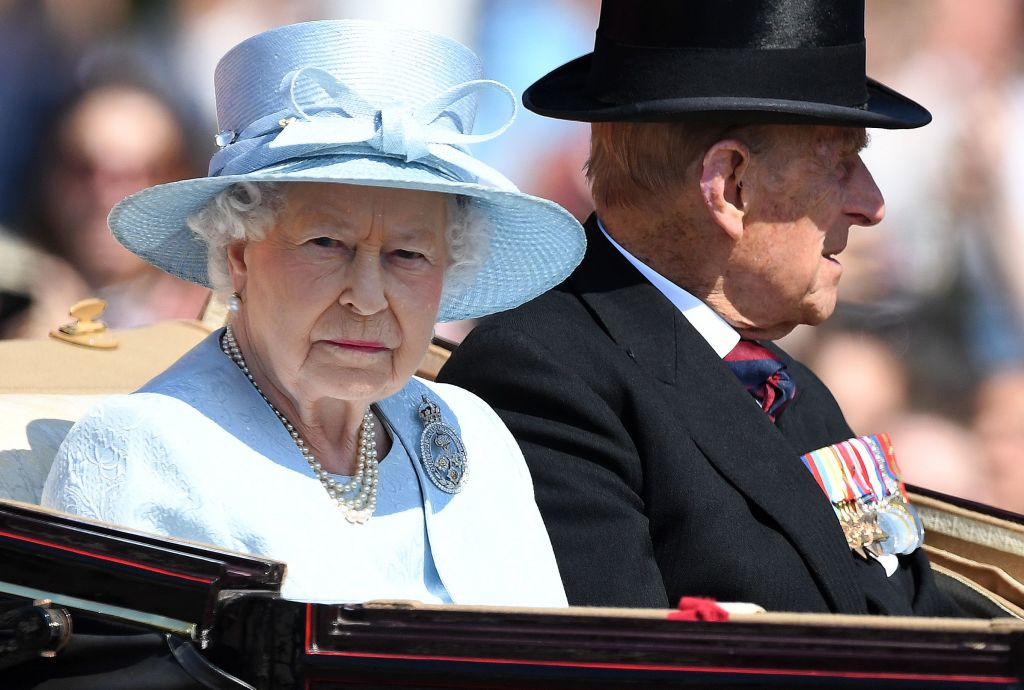 No Laughter and Other Strange Rules Queen Elizabeth Has