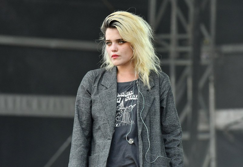 Sky Ferreira performs onstage during the Meadows Music And Arts Festival