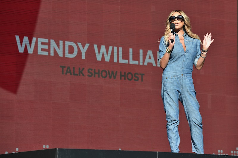 TV personality Wendy Williams speaks onstage
