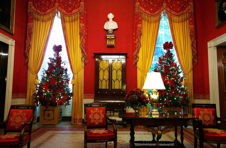 2009 white house christmas