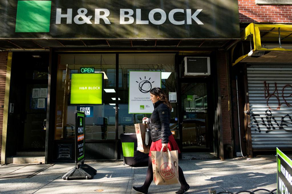 H&R Block tax services
