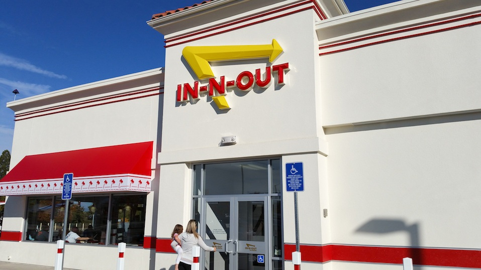 In-N-Out Burger, Inc. is a regional chain of fast food restaurants