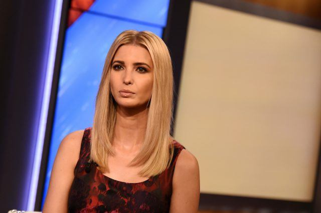 Ivanka Trump on FOX & Friends.