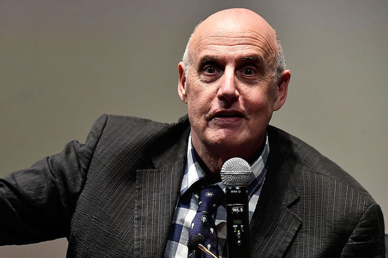 Jeffrey Tambor speaks onstage.