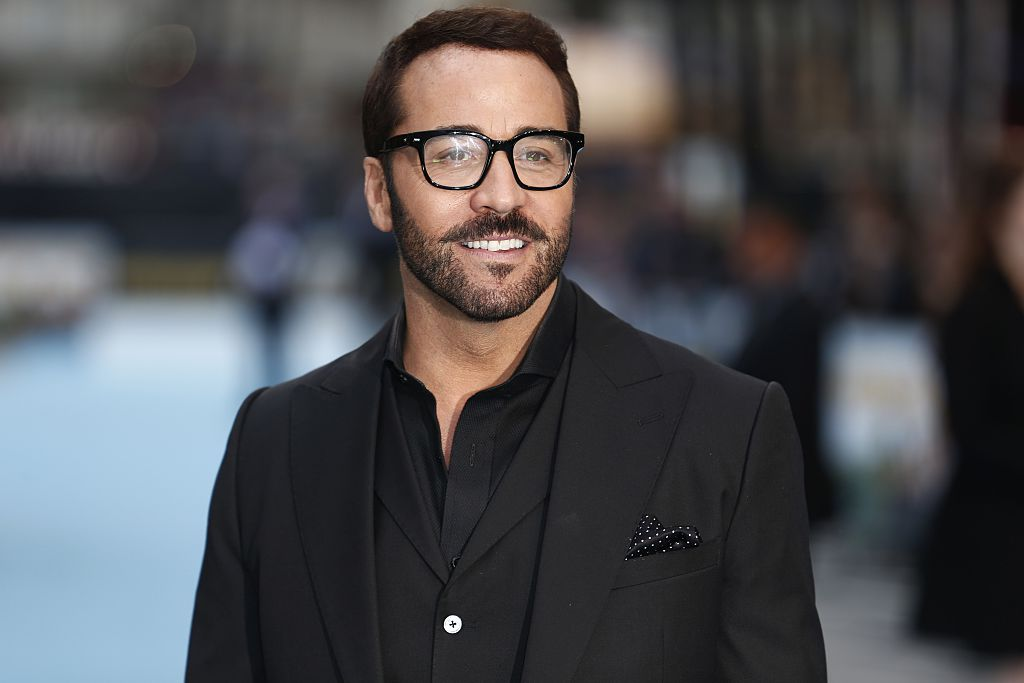 "Entourage star Jeremy Piven smiles on arrival at the European Premiere of ""Entourage"" in central London on June 9, 2015. 