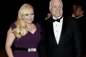 Meghan McCain Is Taking on Anyone Who Attacks John McCain's Health, and These Comments Prove It