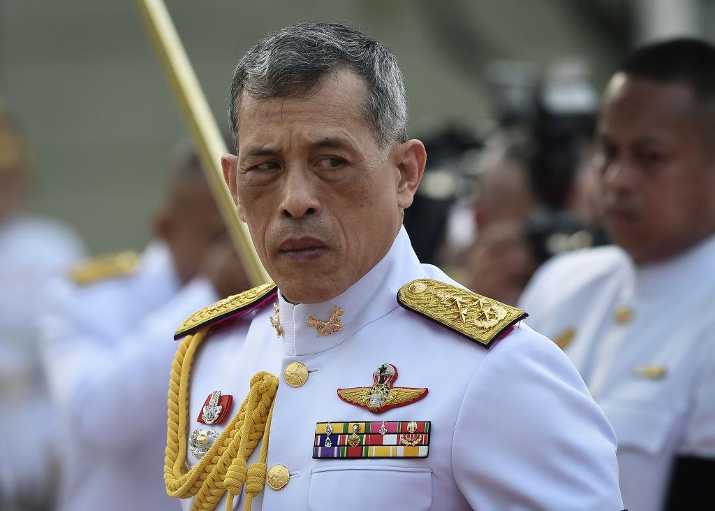 Thailand's King Vajiralongkorn