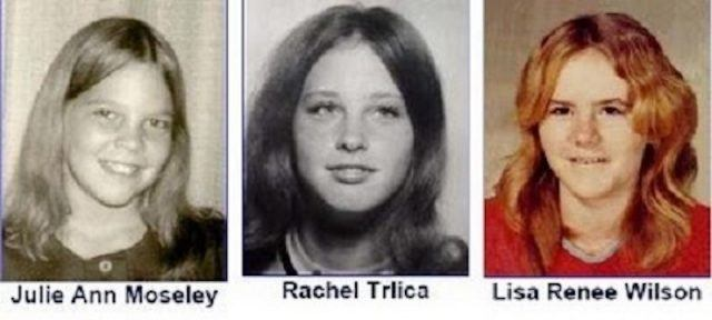 Three missing young girls.