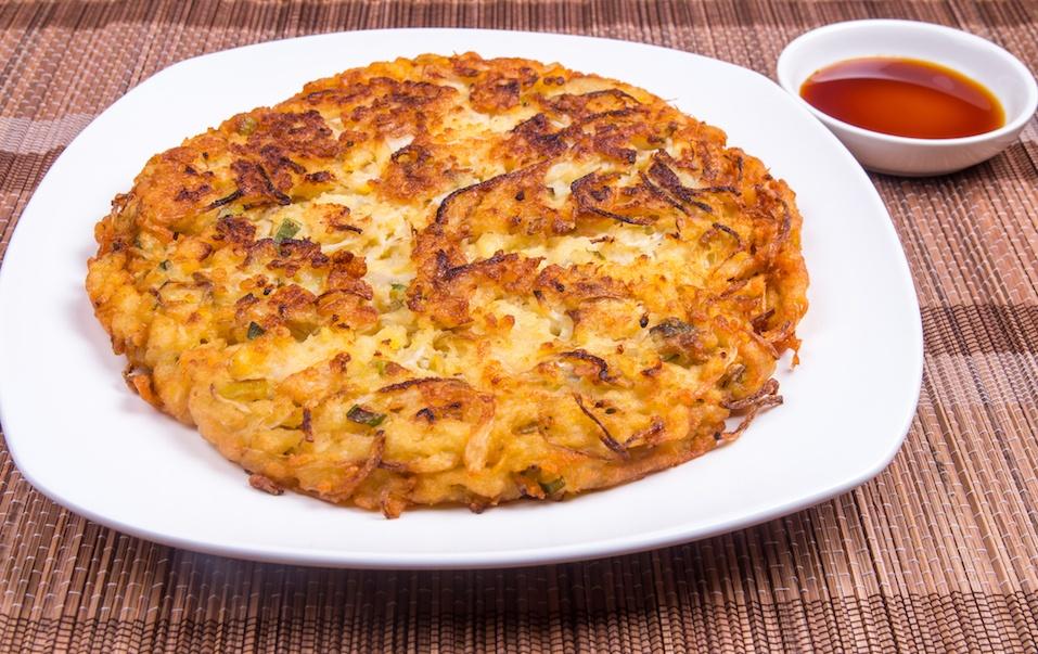 Mung Bean Pancake