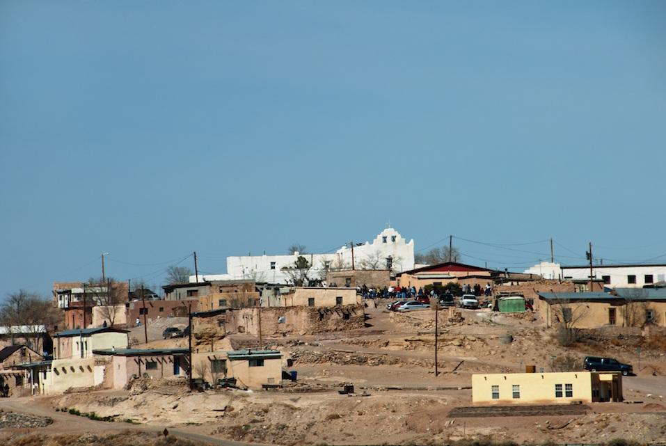 Native Indian Laguna Pueblo  