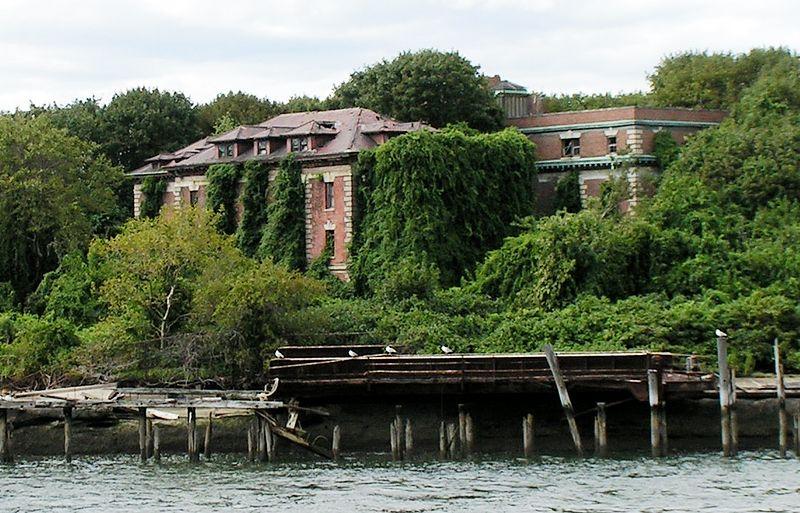 North Brother Island NY