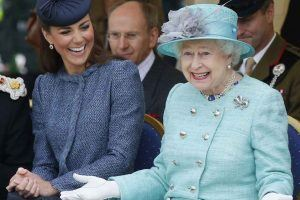 Everything Kate Middleton and Queen Elizabeth Have In Common